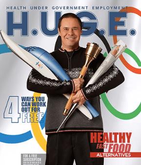 H.U.G.E. Magazine Summer 2017