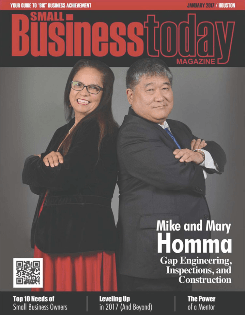 Small Business Today Magazine (January 2017)