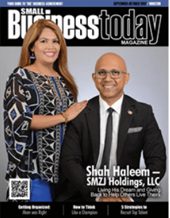Small Business Today Magazine (September/October 2017)