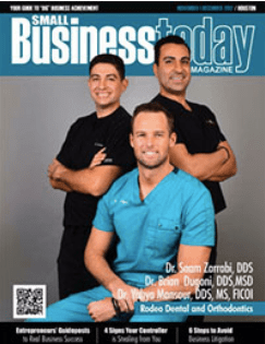 Small Business Today Magazine (November/December 2017)