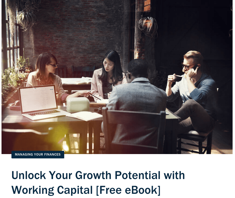 Unlock Your Growth Potential with Working Capital