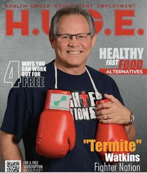 H.U.G.E. Magazine Spring 2017