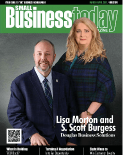 Small Business Today Magazine (March 2017)