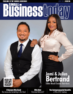 Small Business Today Magazine (June 2017)