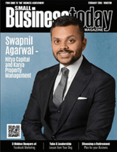 Small Business Today Magazine (February 2018)