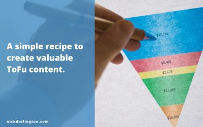 How to Create Valuable Top-of-the-Funnel Content That Doesn't Feel Salesy