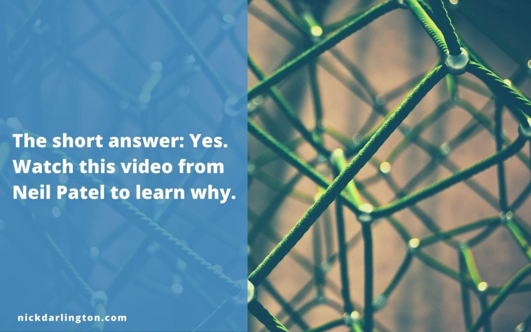 Should You Link out to Your Competitors' Content? [Video Included]